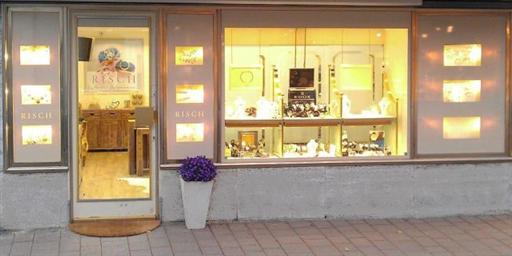 Firmengebäude Juwelier Risch
