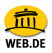 Logo von WEB.DE GmbH