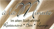 Logo von à la Minute - Restaurant · Bar · Lounge · Catering
