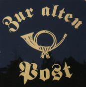 Logo von Gaststätte ´´Zur alten Post``