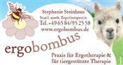 Logo von ergobombus - Stephanie Steinhaus