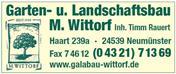 Logo von Max Wittorf, Inh. Timm Rauert