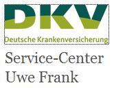 Logo von DKV Service-Center Uwe Frank