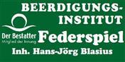Logo von Federspiel Beerdigungsinstitut