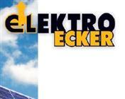 Logo von Ecker