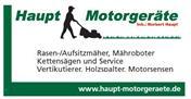 Logo von Haupt Motorgeräte