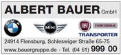 Logo von Albert Bauer GmbH