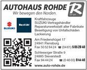 Logo von Autohaus Rohde e.K.