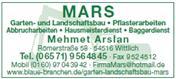 Logo von MARS Garten- u. Landschaftsbau