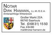 Logo von Hamann