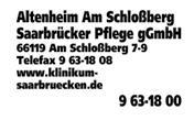 Logo von Altenheim Am Schlossberg
