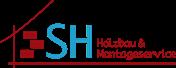 Logo von SH-Holzbau GmbH