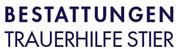 Logo von Bestattungen Trauerhilfe Stier