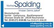 Logo von Spalding