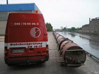 Canal-Control+Clean - Reinigung, Inspektion und Dichtheitsprüfungen von Rohren und Kanälen - Buhck GmbH & Co. KG