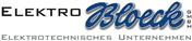 Logo von Elektro Bloeck GmbH