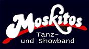 Logo von MOSKITOS Tanz - und Showband