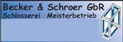 Logo von Becker & Schroer GbR Schlosserei + Metallbau