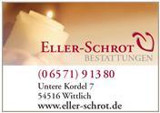 Logo von Eller-Schrot Bestattungen