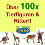 Spielfiguren von Papo - Kinderland-Dreieich