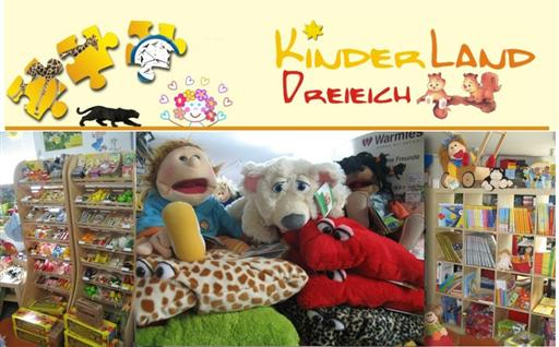 Kinderland-Dreieich - Das Geschäft