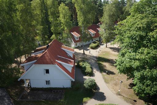 Firmengebäude Feriendorf Groß Väter See