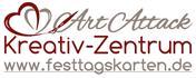 Logo von Art Attack Kreativ-Zentrum