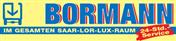 Logo von Bormann Kanalreinigung