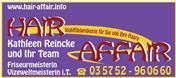 Logo von Hair Affair