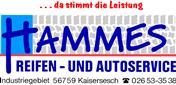 Logo von Hammes Reifen- und Autoservice e.K.