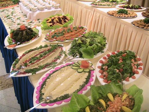 Firmengebäude Deniz Party Catering Service GmbH