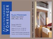 A.B.P. Architekturbüro VÖHRINGER Leingarten Heilbronn Bodensee