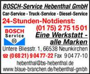 Logo von Hebenthal Gmbh