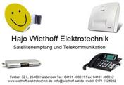 Logo von Hajo Wiethoff Elektrotechnik