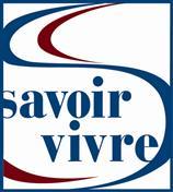 """Logo von """"savoir vivre"""""""