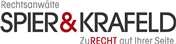 Logo von Rechtsanwälte Spier & Krafeld