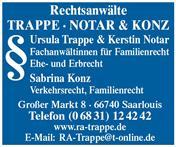 Logo von Trappe, Notar & Konz