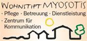 Logo von Wohnstift Myosotis