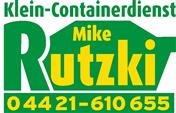 Logo von Klein-Containerdienst