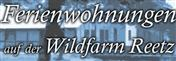 Logo von Reetz Wildfarm Reetz