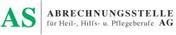 Logo von AS Abrechnungsstelle für Heil-, Hilfs- und Pflegeberufe AG