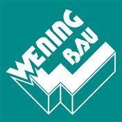 Logo von Wening Bau - GmbH