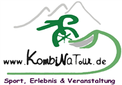 Logo von KombiNaTour Kanutouren Hochseilgarten
