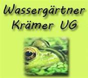 Logo von Wassergärtner Krämer UG