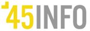 Logo 45info GmbH