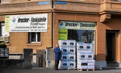 Preiswerte Druckerpatronen und Tonerkartuschen in Basel