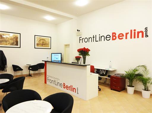 Firmengebäude Frontline Berlin GmbH