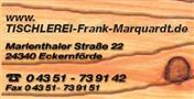 Logo von Tischlerei Marquardt