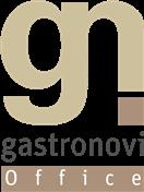 Logo von gastronovi GmbH & Co. KG.