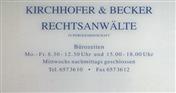 Rechtsanwaltskanzlei für Baurecht & Architektentrecht